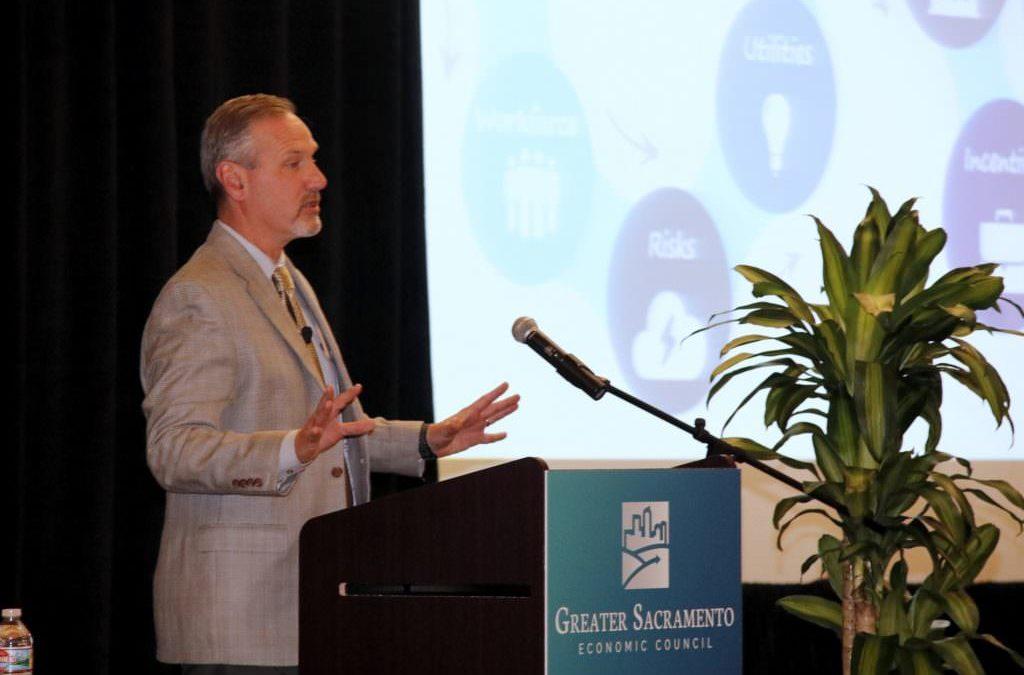 Greater Sacramento Competitiveness Forum
