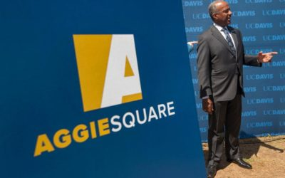 UC Davis Collaborates With IBM in Aggie Square Launch Facility