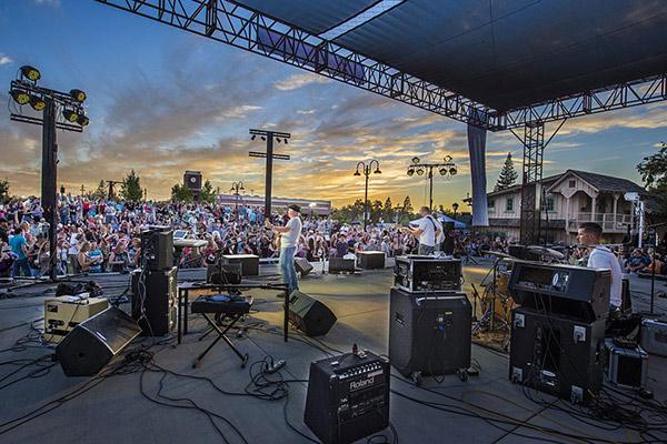 folsom music festival