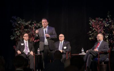 Greater Sacramento Economic Council Holds First Competitiveness Forum