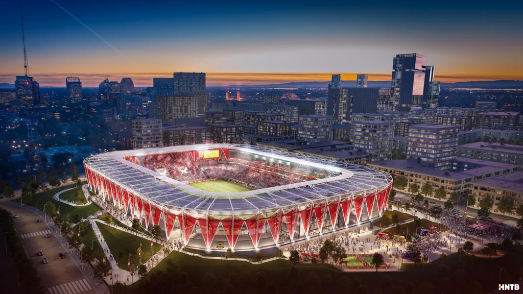 MLS stadium to break ground in fall 2020