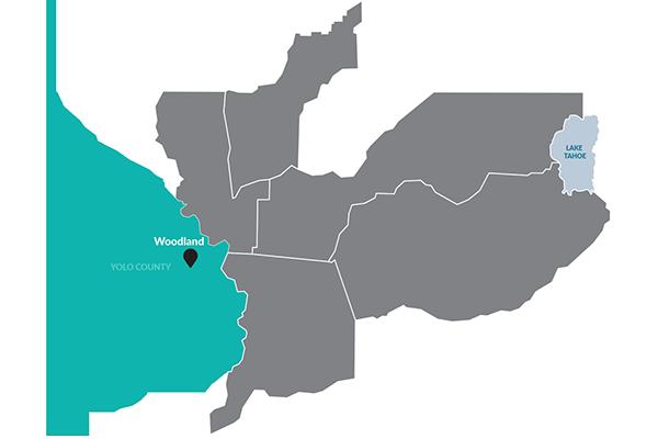 woodland-map