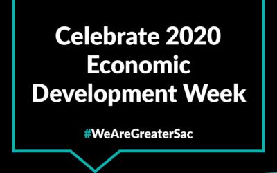 GSEC rallies community around #WeAreGreaterSac for National Economic Development Week