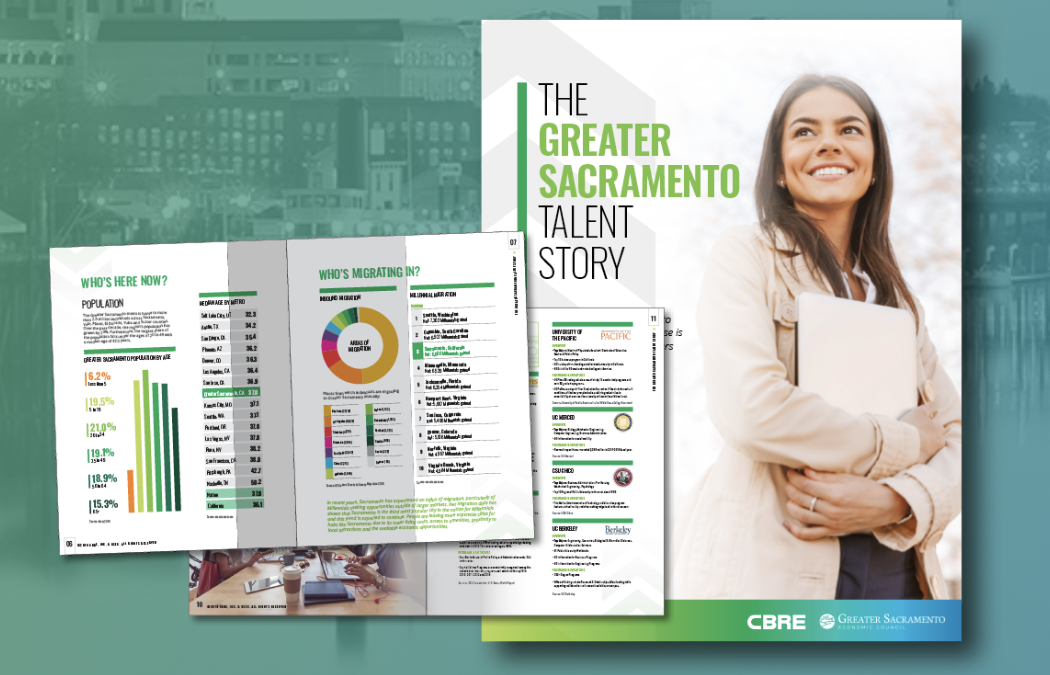 State-wide California Association recognizes GSEC for game-changing talent report