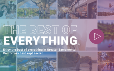 Greater Sacramento Launches #NextOutWest Campaign Targeting Young Talent Looking to Relocate