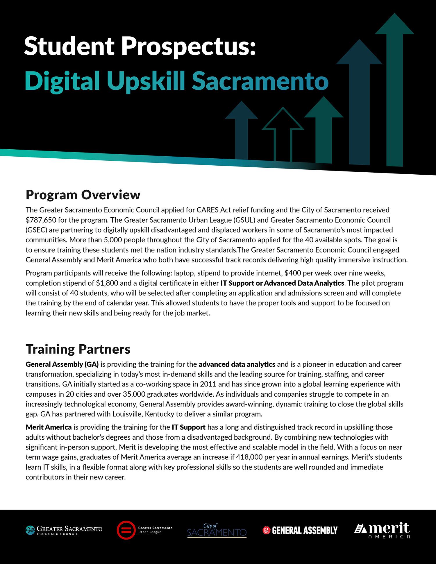 digital upskill program