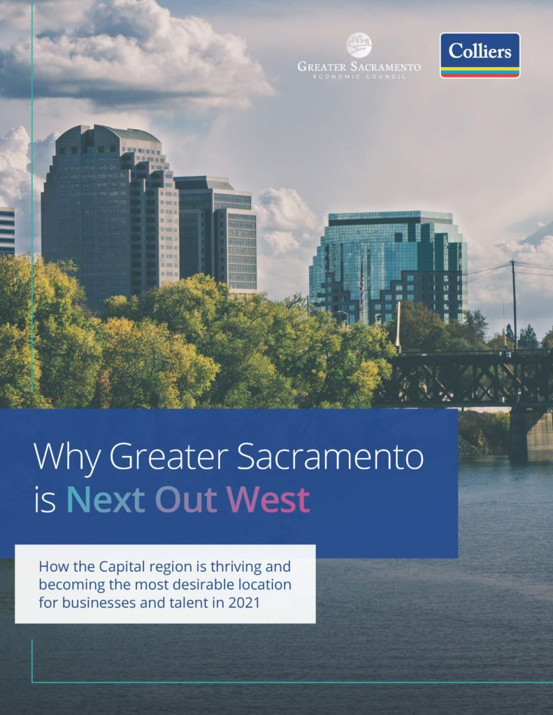 The Greater Sacramento Talent Story