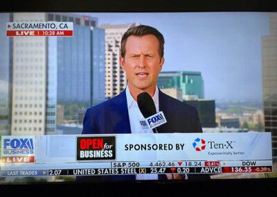 Digital Upskill Sacramento feature for Fox Business