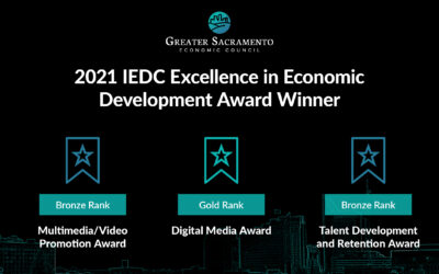 GSEC wins three Excellence in Economic Development Awards